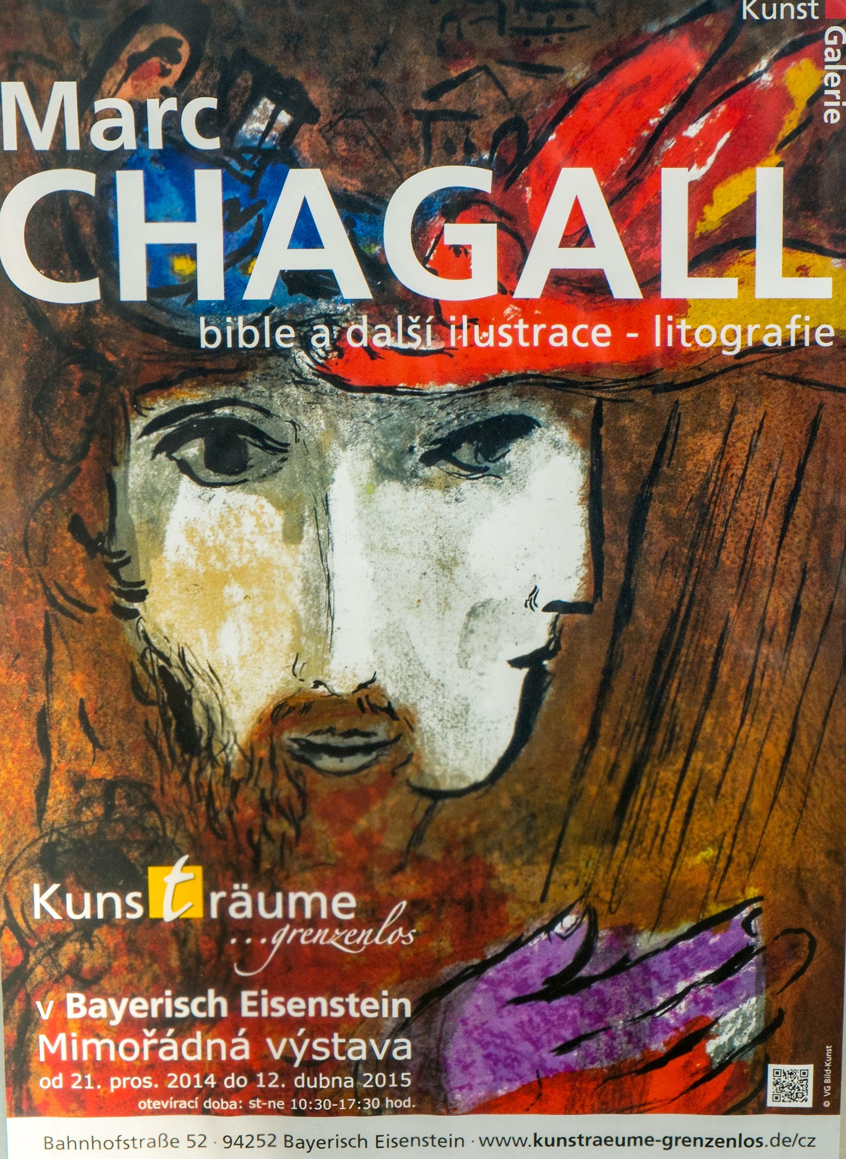 Chagall Plakat (1 von 1)
